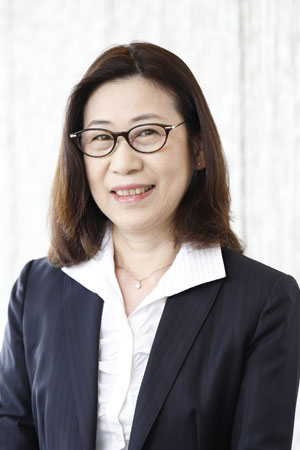 HORIUCHI Shigeko, Chairperson, Graduate School of Nursing Science